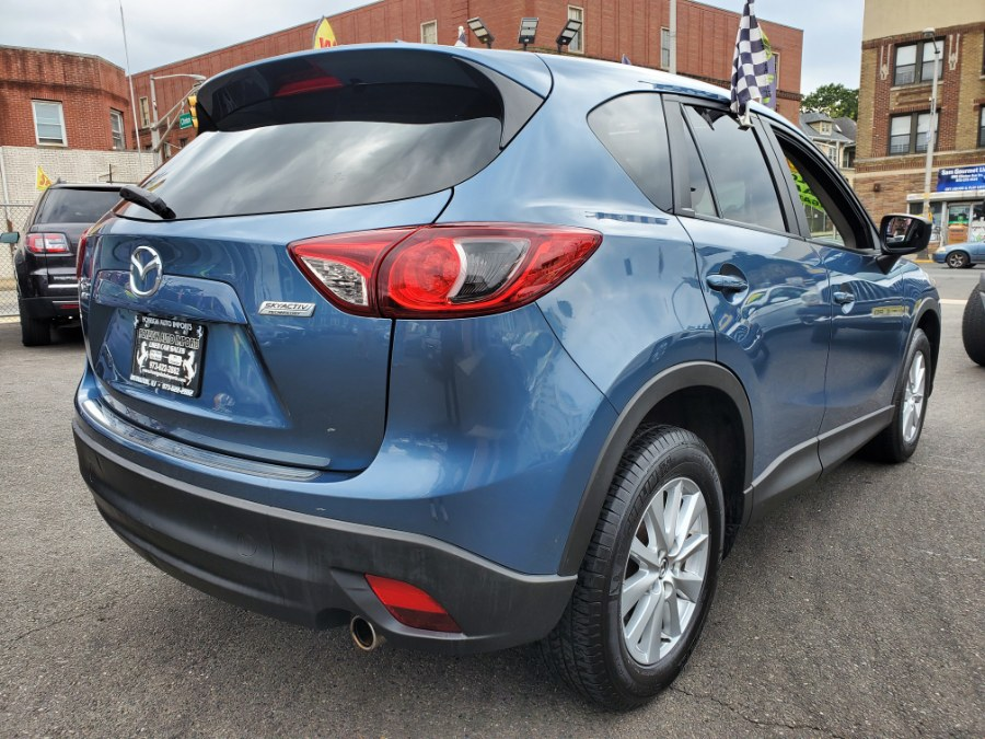 2016 Mazda CX-5 2016.5 AWD 4dr Auto Touring, available for sale in Irvington, New Jersey | Foreign Auto Imports. Irvington, New Jersey