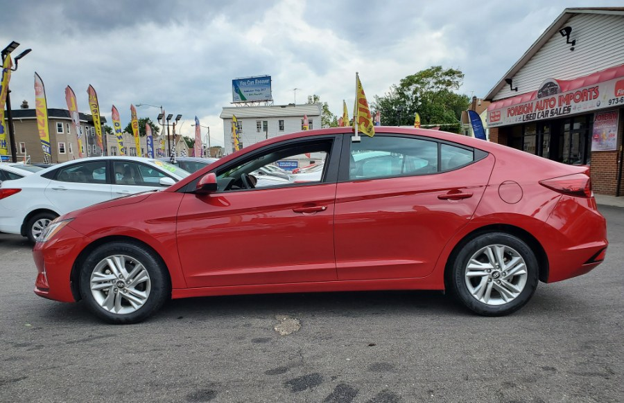2019 Hyundai Elantra SEL Auto, available for sale in Irvington, New Jersey   Foreign Auto Imports. Irvington, New Jersey