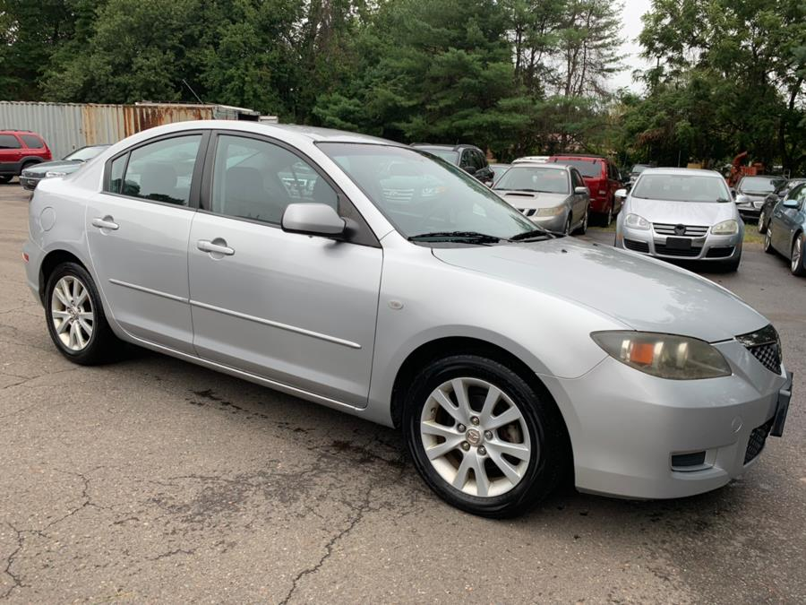 2007 Mazda Mazda3 4dr Sdn Manual i Touring, available for sale in Cheshire, Connecticut | Automotive Edge. Cheshire, Connecticut