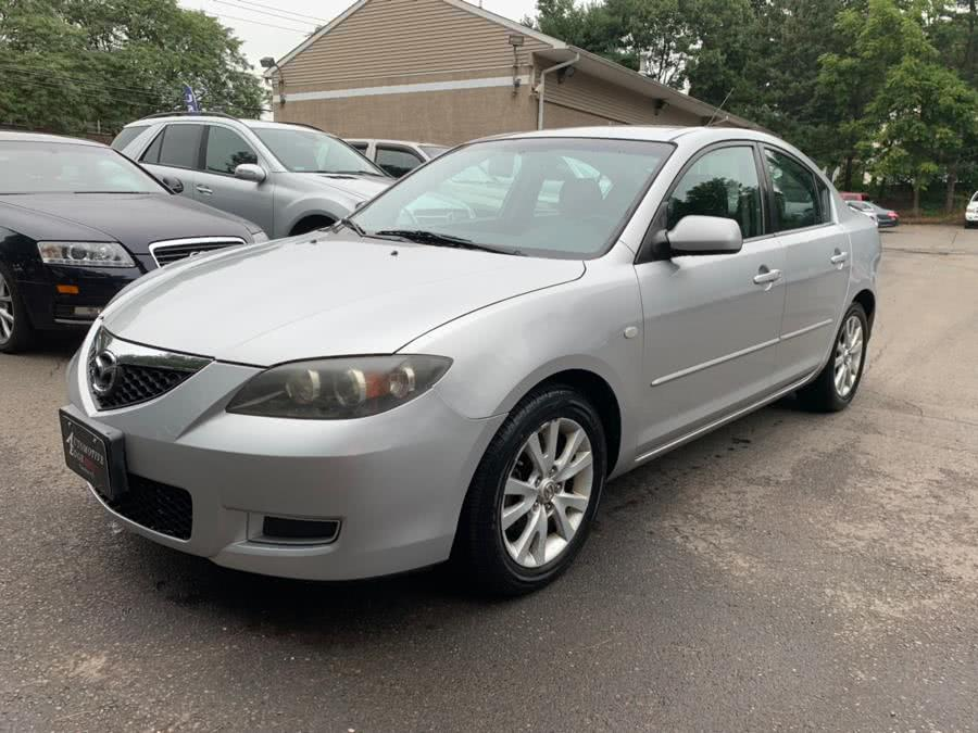 2007 Mazda Mazda3 4dr Sdn Manual i Touring, available for sale in Cheshire, CT