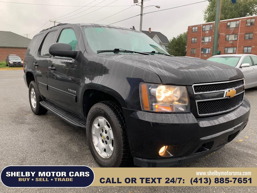 2012 Chevrolet Tahoe 4WD 4dr 1500 LT, available for sale in Springfield, Massachusetts | Shelby Motor Cars . Springfield, Massachusetts