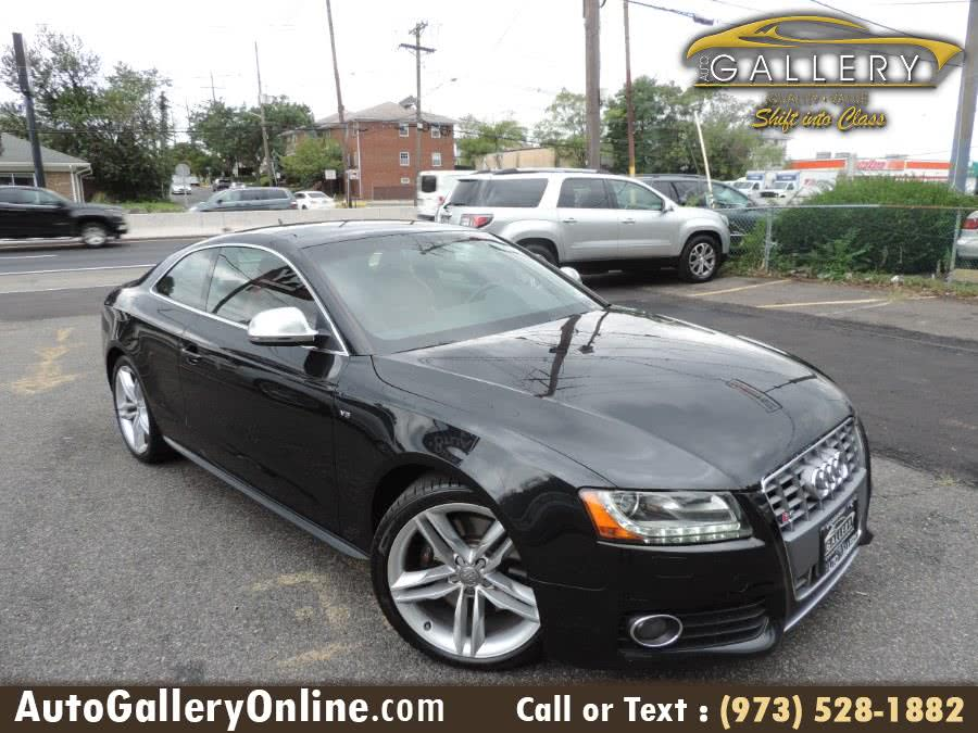 Used Audi S5 2dr Cpe Man 2009 | Auto Gallery. Lodi, New Jersey