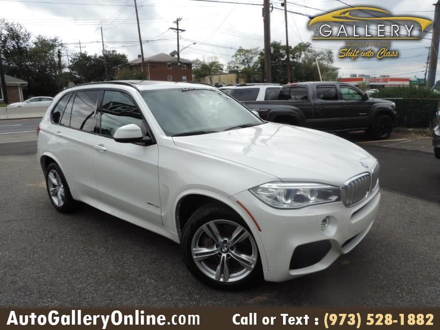 Used BMW X5 AWD 4dr xDrive50i M Sport 2014 | Auto Gallery. Lodi, New Jersey