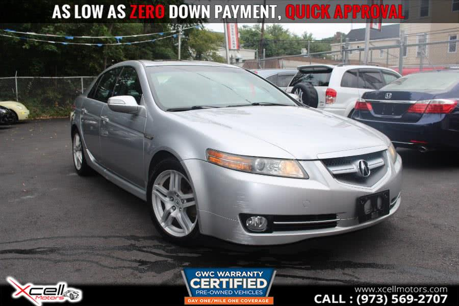 Used 2008 Acura TL in Paterson, New Jersey | Xcell Motors LLC. Paterson, New Jersey