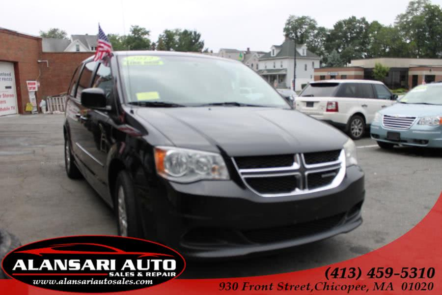 Used 2012 Dodge Grand Caravan in Chicopee, Massachusetts | AlAnsari Auto Sales & Repair . Chicopee, Massachusetts