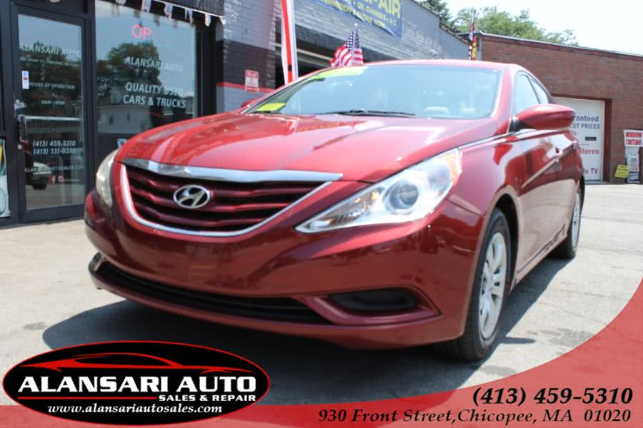 Used 2011 Hyundai Sonata in Chicopee, Massachusetts | AlAnsari Auto Sales & Repair . Chicopee, Massachusetts