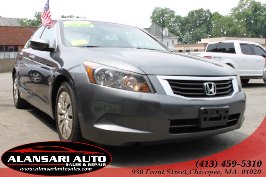 Used 2009 Honda Accord Sdn in Chicopee, Massachusetts | AlAnsari Auto Sales & Repair . Chicopee, Massachusetts
