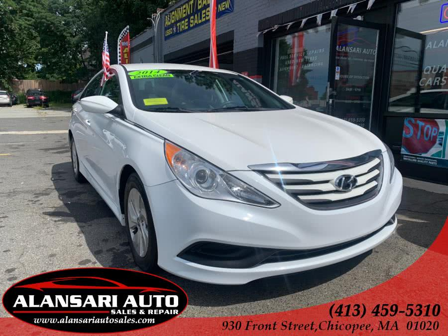 Used 2014 Hyundai Sonata in Chicopee, Massachusetts | AlAnsari Auto Sales & Repair . Chicopee, Massachusetts