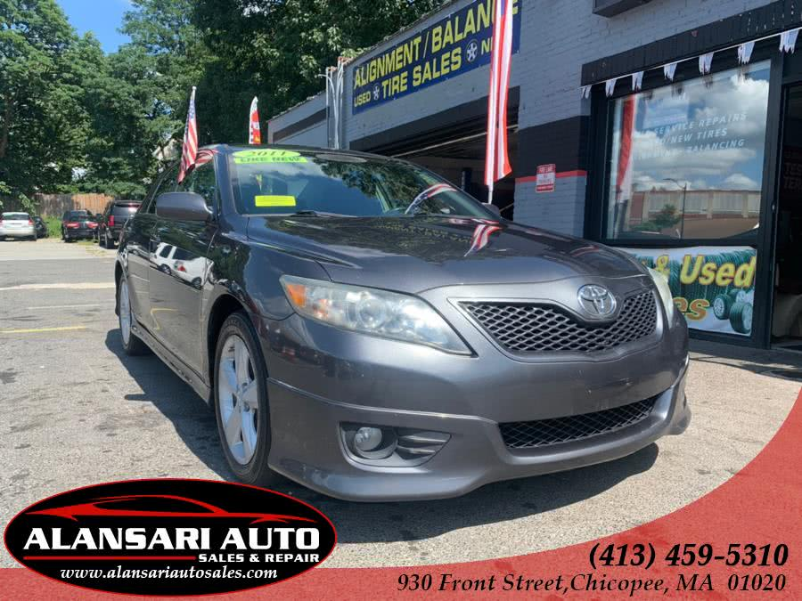 Used 2011 Toyota Camry in Chicopee, Massachusetts | AlAnsari Auto Sales & Repair . Chicopee, Massachusetts