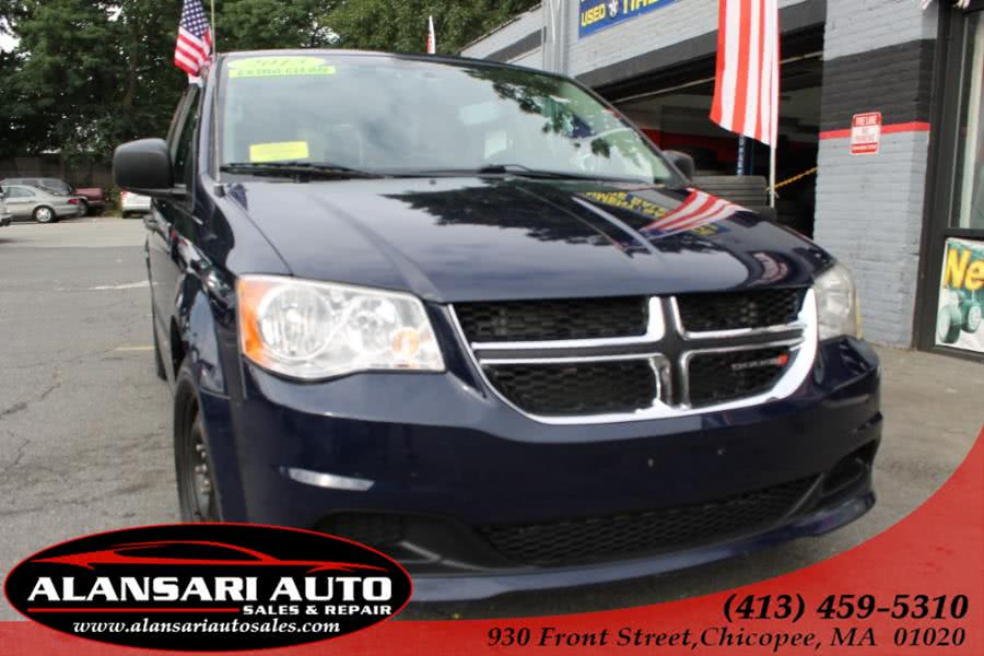Used 2013 Dodge Grand Caravan in Chicopee, Massachusetts | AlAnsari Auto Sales & Repair . Chicopee, Massachusetts