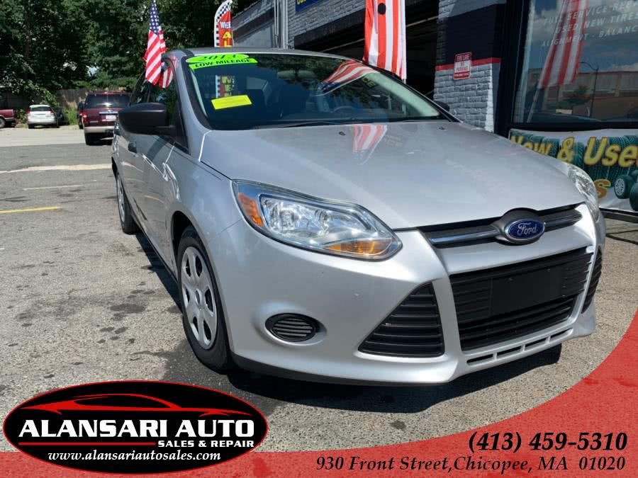 Used 2013 Ford Focus in Chicopee, Massachusetts | AlAnsari Auto Sales & Repair . Chicopee, Massachusetts