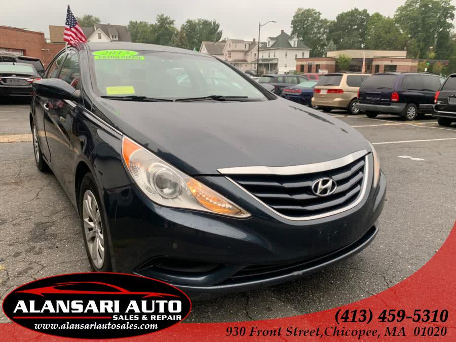 Used 2012 Hyundai Sonata in Chicopee, Massachusetts | AlAnsari Auto Sales & Repair . Chicopee, Massachusetts