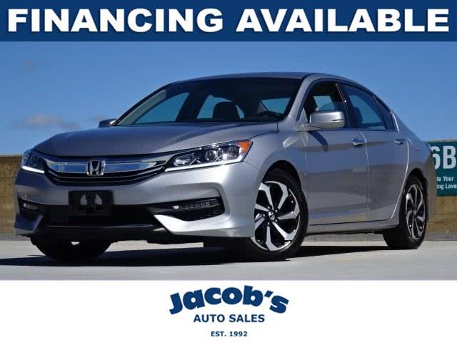 Used 2017 Honda Accord Sedan in Newton, Massachusetts | Jacob Auto Sales. Newton, Massachusetts
