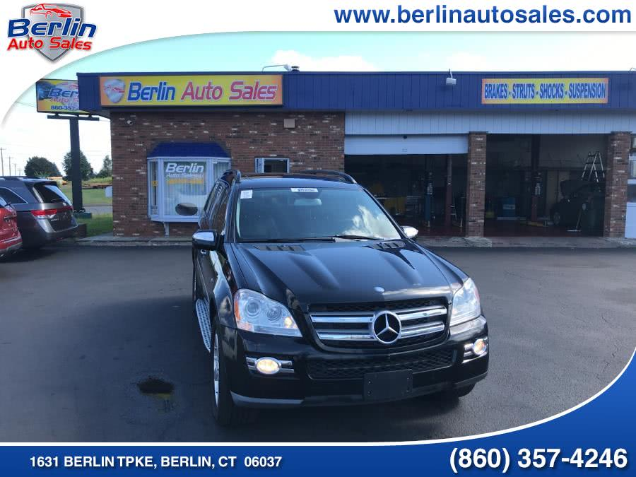 2009 Mercedes-Benz GL-Class 4MATIC 4dr 3.0L BlueTEC, available for sale in Berlin, Connecticut   Berlin Auto Sales LLC. Berlin, Connecticut