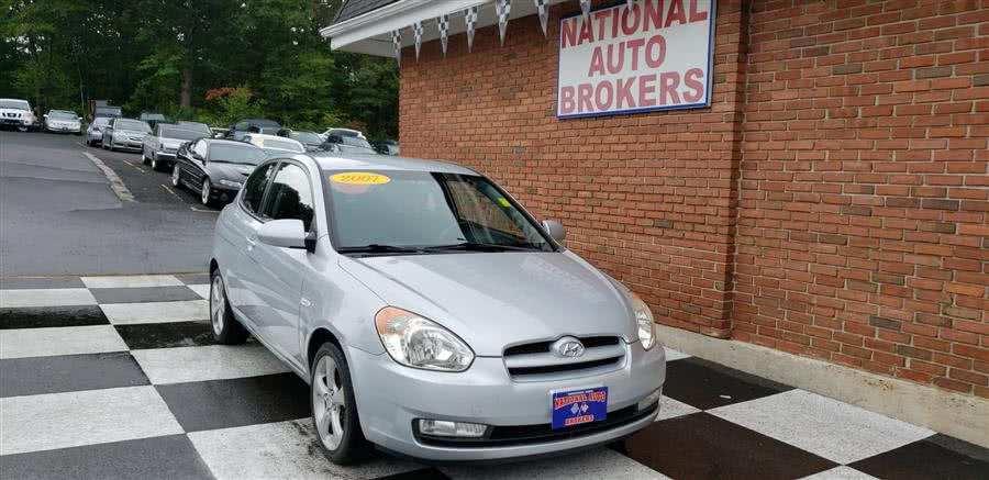 Used 2007 Hyundai Accent in Waterbury, Connecticut | National Auto Brokers, Inc.. Waterbury, Connecticut