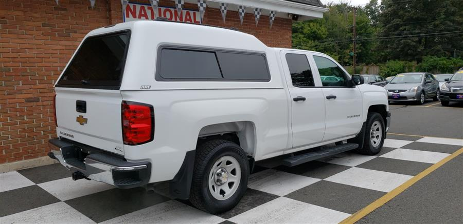 2014 Chevrolet Silverado 1500 2WD Double Cab Work Truck, available for sale in Waterbury, Connecticut | National Auto Brokers, Inc.. Waterbury, Connecticut