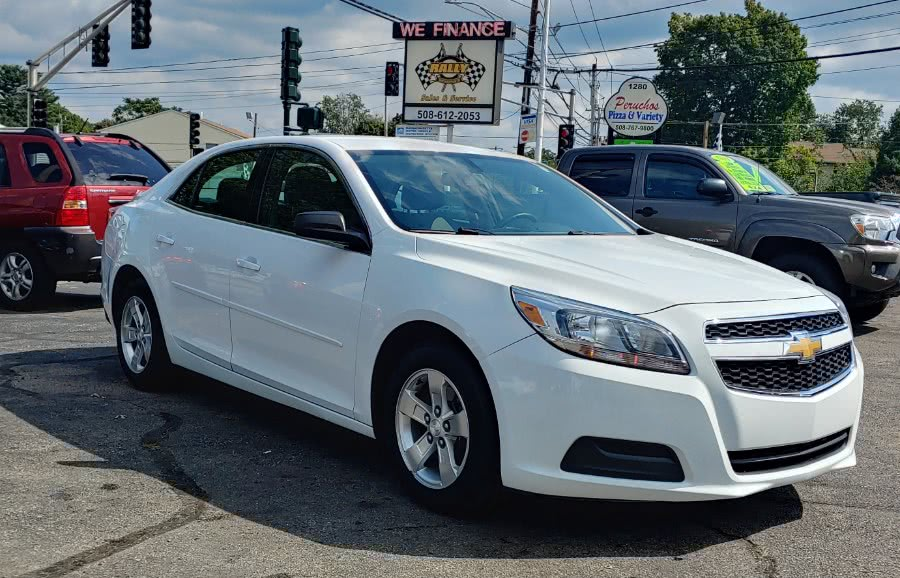 Used 2013 Chevrolet Malibu in Worcester, Massachusetts | Rally Motor Sports. Worcester, Massachusetts