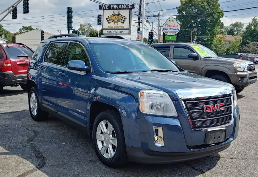 Used 2012 GMC Terrain in Worcester, Massachusetts | Rally Motor Sports. Worcester, Massachusetts