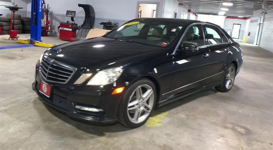 Used Mercedes-Benz E-Class 4dr Sdn E350 Luxury 4MATIC *Ltd Avail* 2013 | Wiz Leasing Inc. Stratford, Connecticut