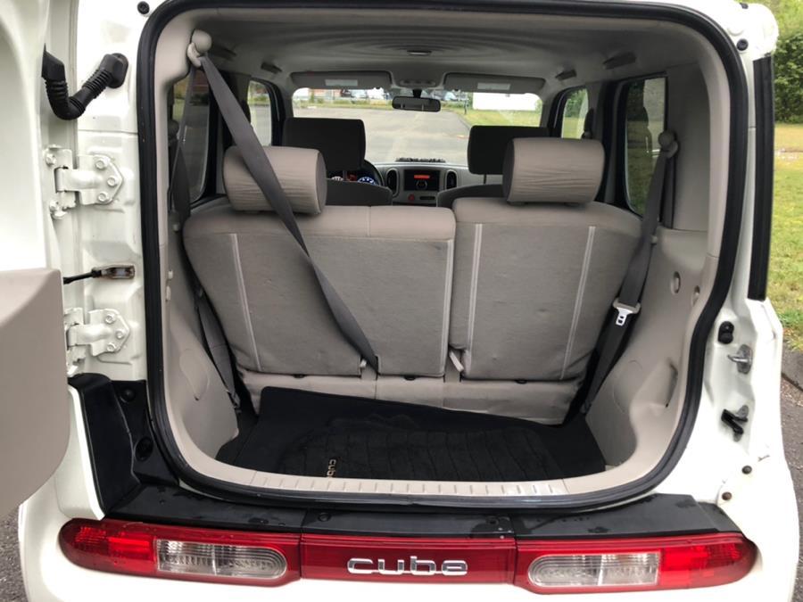 2009 Nissan cube 5dr Wgn I4 CVT 1.8 S, available for sale in Agawam, Massachusetts   Malkoon Motors. Agawam, Massachusetts