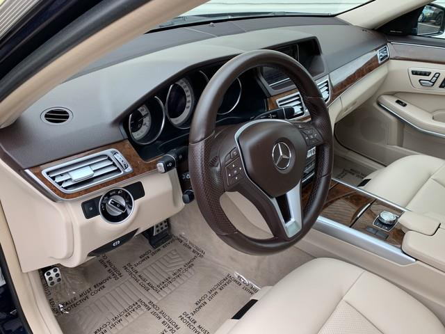 Used Mercedes-benz E-class E 350 Sport 2014 | Valentine Motor Company. Forestville, Maryland