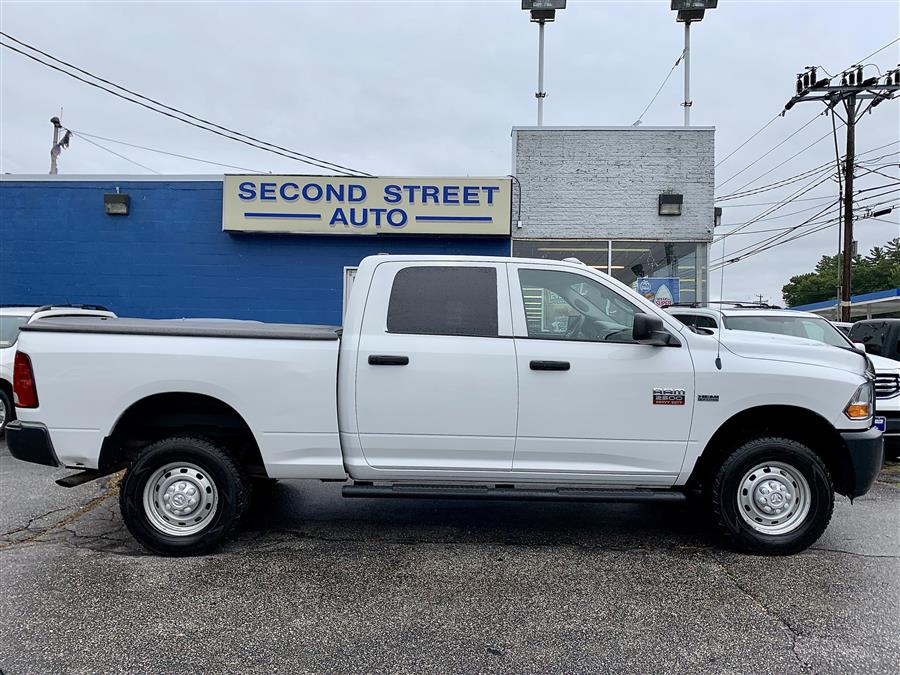 2012 Ram 2500 6, available for sale in Manchester, New Hampshire | Second Street Auto Sales Inc. Manchester, New Hampshire