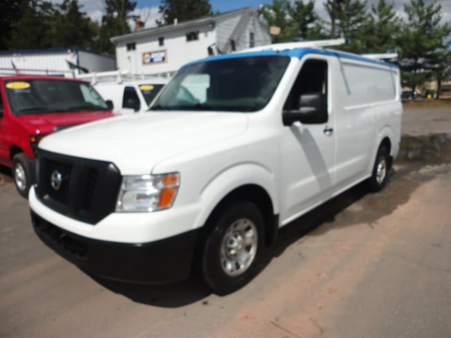 2015 Nissan NV Standard Roof 1500 V6 S, available for sale in Berlin, Connecticut | International Motorcars llc. Berlin, Connecticut