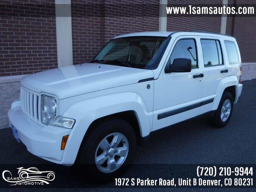 Used 2009 Jeep Liberty in Denver, Colorado | Sam's Automotive. Denver, Colorado