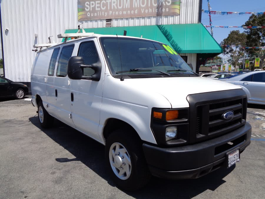 Used 2008 Ford Econoline Cargo Van in Corona, California | Spectrum Motors. Corona, California