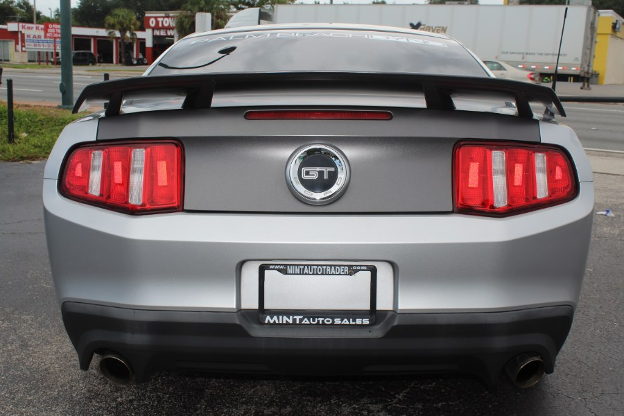 2011 Ford Mustang GT ROUSH SUPERCHARGED 2dr Cpe 6 Speed Manual, available for sale in Orlando, Florida | Mint Auto Sales. Orlando, Florida