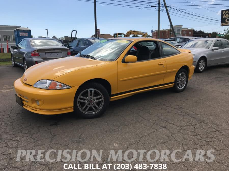 Used 2002 Chevrolet Cavalier in Branford, Connecticut | Precision Motor Cars LLC. Branford, Connecticut