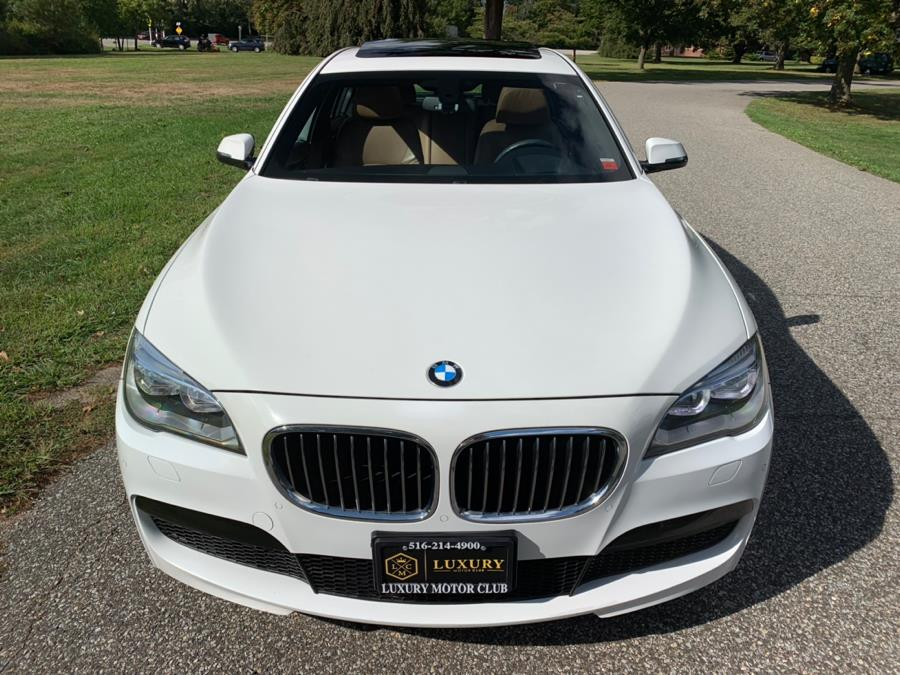 2014 BMW 7 Series 4dr Sdn 750Li xDrive AWD, available for sale in Franklin Square, New York | Luxury Motor Club. Franklin Square, New York