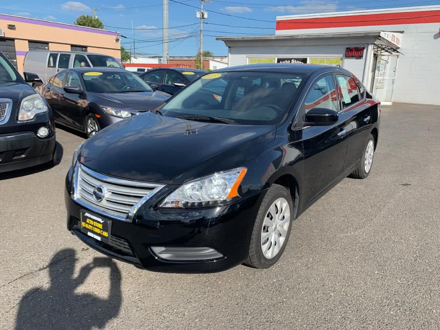 Used 2015 Nissan Sentra in West Hartford, Connecticut | Auto Store. West Hartford, Connecticut
