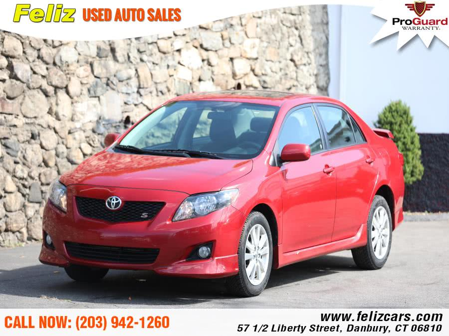 Used 2009 Toyota Corolla in Danbury, Connecticut | Feliz Used Auto Sales. Danbury, Connecticut