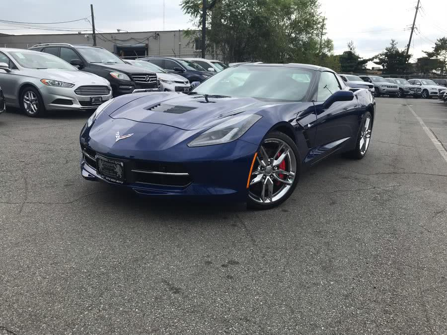 Used 2017 Chevrolet Corvette in Hillside, New Jersey | M Sport Motor Car. Hillside, New Jersey