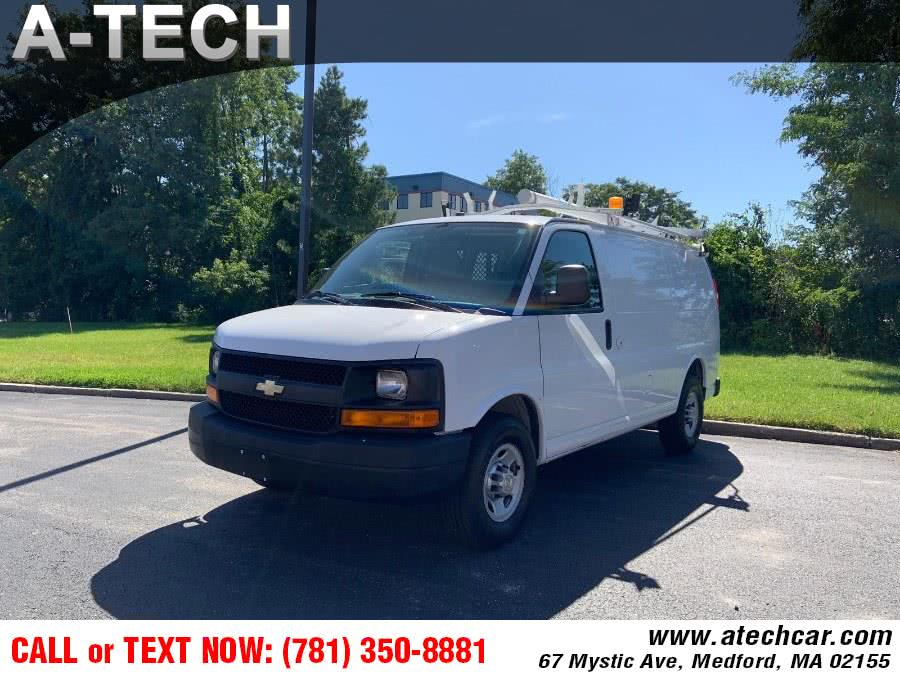 Used 2011 Chevrolet Express Cargo Van in Medford, Massachusetts | A-Tech. Medford, Massachusetts