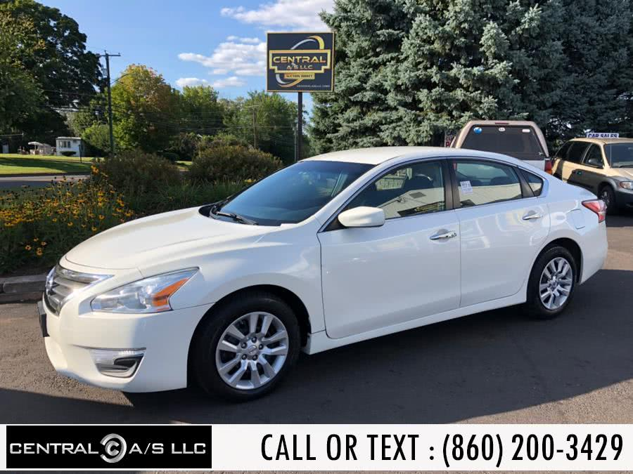 Used 2013 Nissan Altima in East Windsor, Connecticut | Central A/S LLC. East Windsor, Connecticut