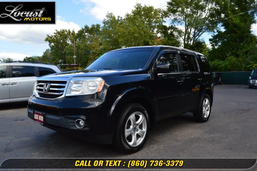 Used 2012 Honda Pilot in Hartford, Connecticut | Locust Motors LLC. Hartford, Connecticut
