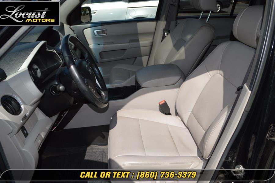2012 Honda Pilot 4WD 4dr EX-L, available for sale in Hartford, Connecticut | Locust Motors LLC. Hartford, Connecticut