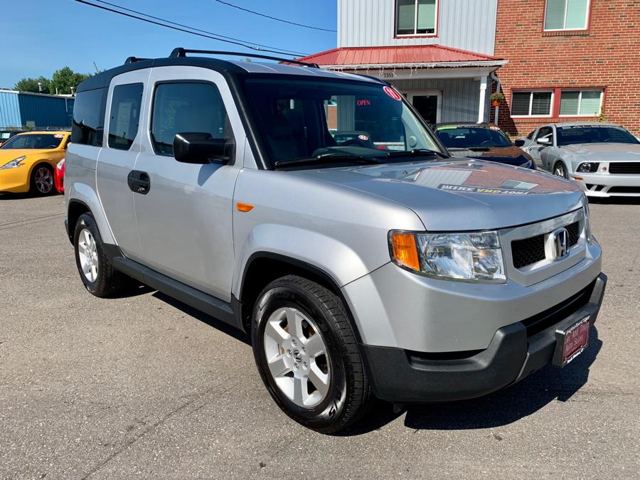2011 Honda Element 4WD 5dr EX, available for sale in South Windsor, Connecticut | Mike And Tony Auto Sales, Inc. South Windsor, Connecticut