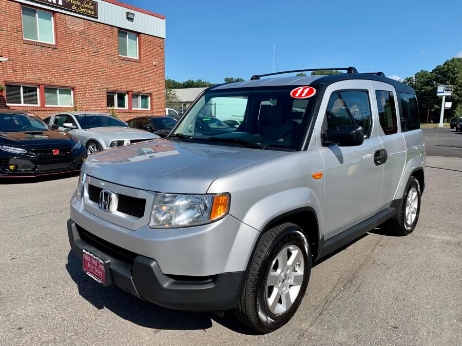 Used 2011 Honda Element in South Windsor, Connecticut | Mike And Tony Auto Sales, Inc. South Windsor, Connecticut