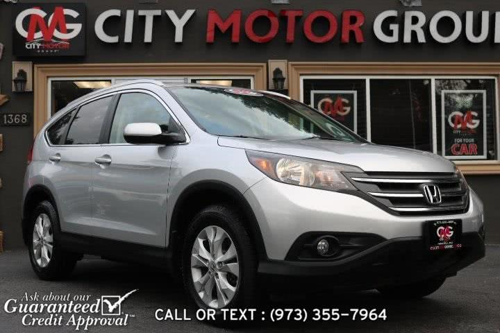 Used Honda Cr-v EX-L 2013 | City Motor Group Inc.. Haskell, New Jersey