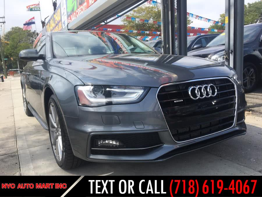 Used 2016 Audi A4 in Brooklyn, New York | NYC Automart Inc. Brooklyn, New York