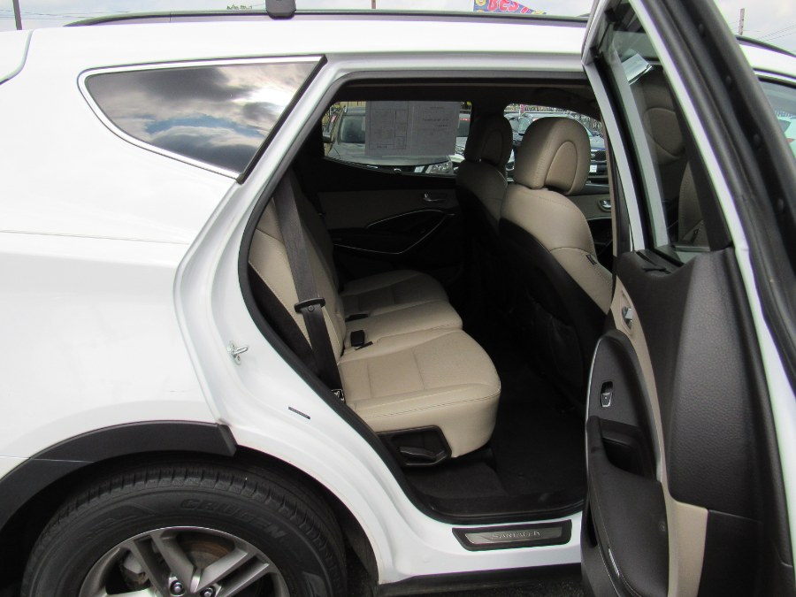 2017 Hyundai Santa Fe Sport 2.4L AWD 4dr SUV, available for sale in Irvington, New Jersey | NJ Used Cars Center. Irvington, New Jersey
