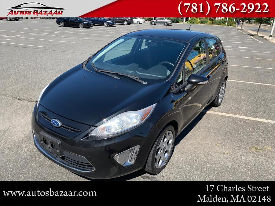 Used Ford Fiesta 5dr HB SES 2011 | Auto Bazaar. Malden, Massachusetts