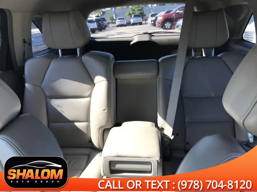 2010 Acura MDX 4-Door AWD Luxury Sport SUV., available for sale in South Lawrence, Massachusetts | Shalom Auto Group LLC. South Lawrence, Massachusetts