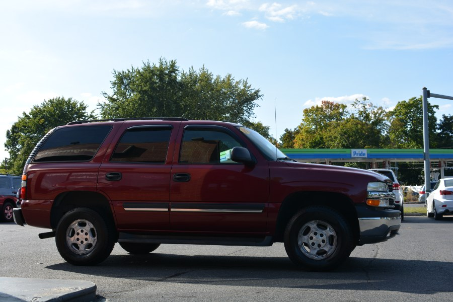 2005 Chevrolet Tahoe 4dr 1500 4WD Z71, available for sale in ENFIELD, Connecticut | Longmeadow Motor Cars. ENFIELD, Connecticut