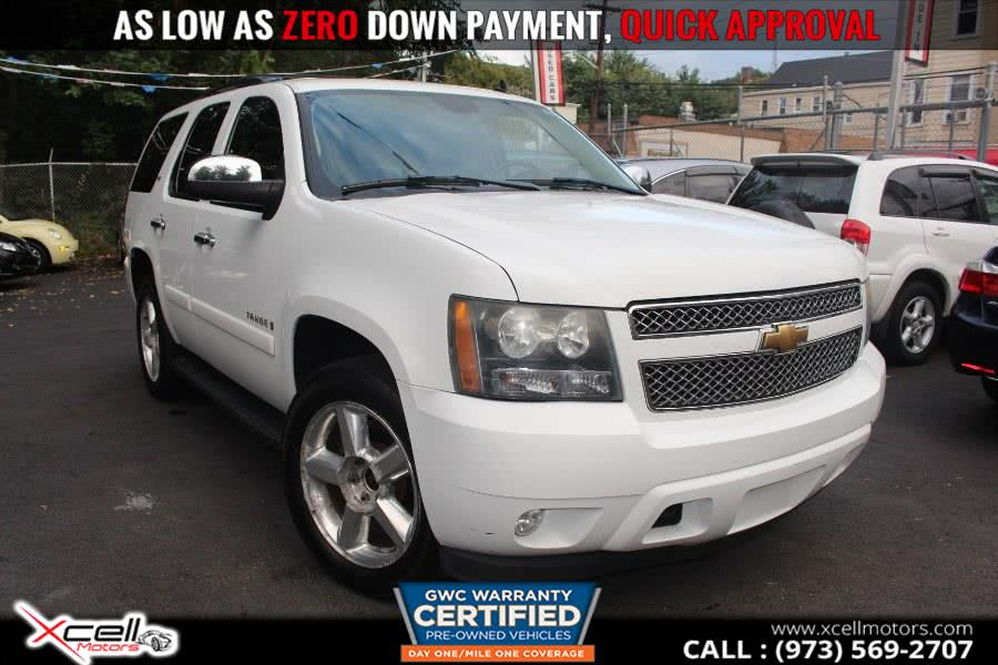 Used 2007 Chevrolet Tahoe LTZ in Paterson, New Jersey | Xcell Motors LLC. Paterson, New Jersey