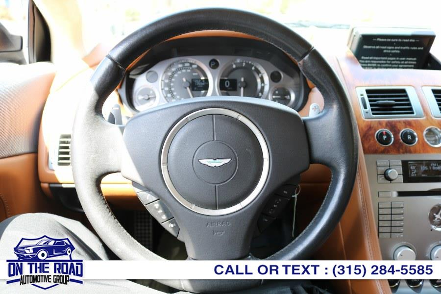 Used Aston Martin DB9 2dr Volante Auto 2006 | On The Road Automotive Group Inc. Bronx, New York