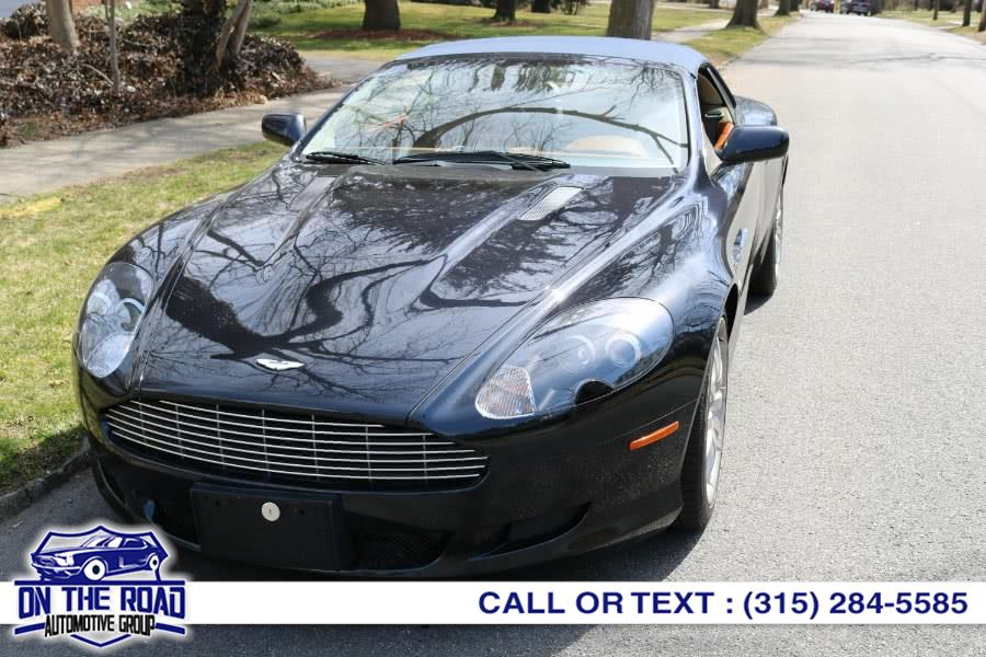 Used 2006 Aston Martin DB9 in Bronx, New York | On The Road Automotive Group Inc. Bronx, New York